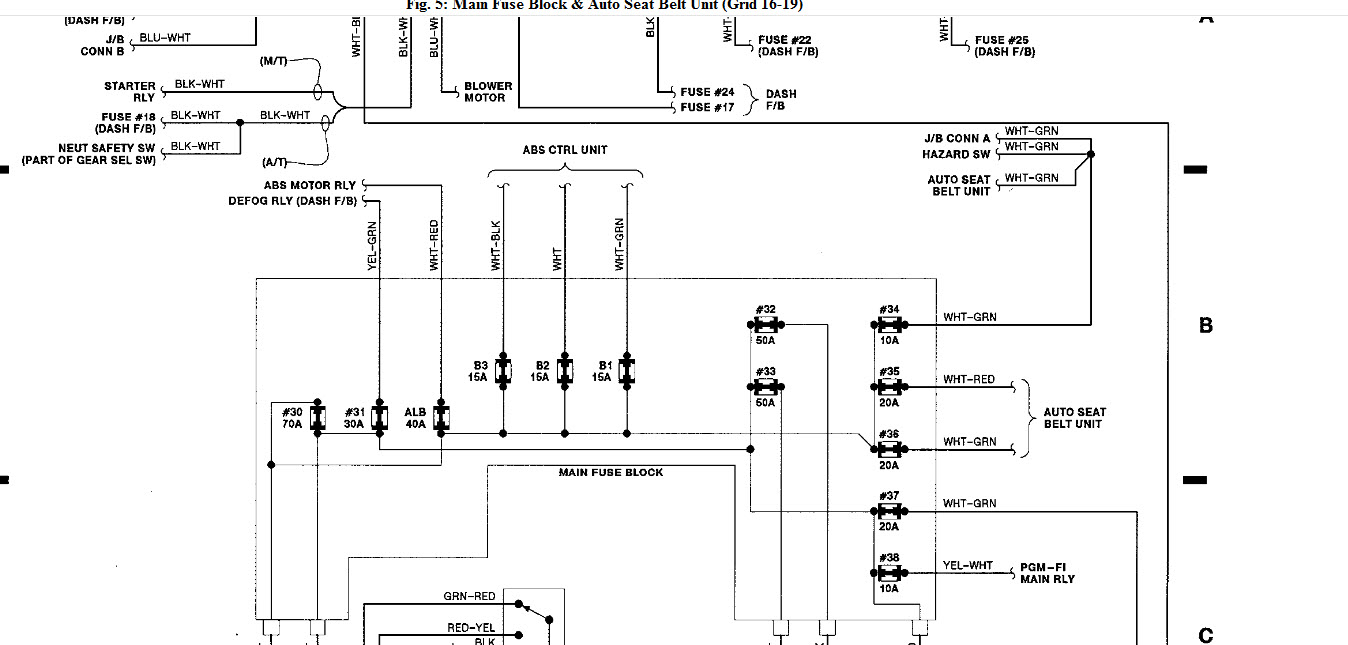 do you have a fuse box diagram