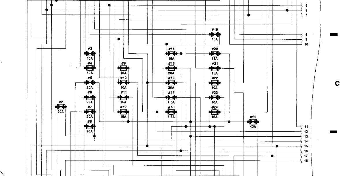 do you have a fuse box diagram
