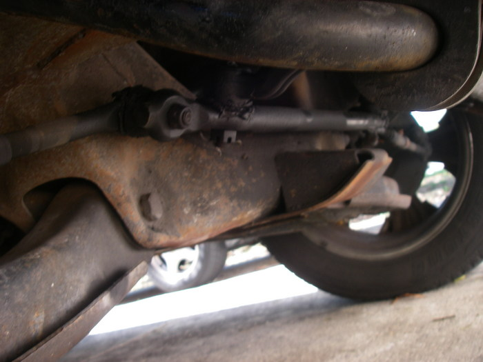 Knocking Noise, Non Engine Related: I Have a 95 Chevy 1500 Pickup...
