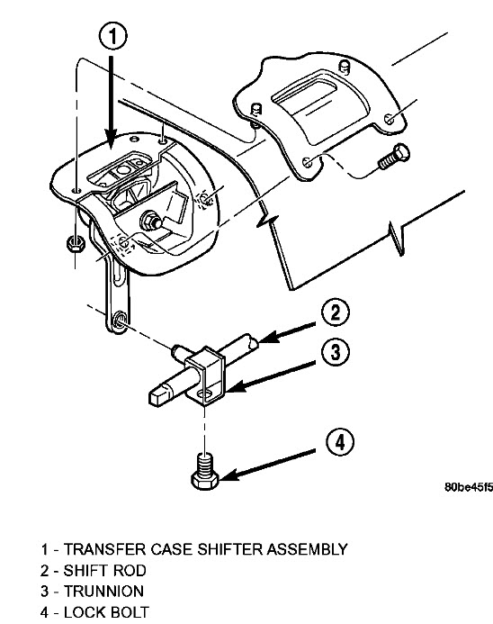 1999 3500 dodge transfer case vacume lines