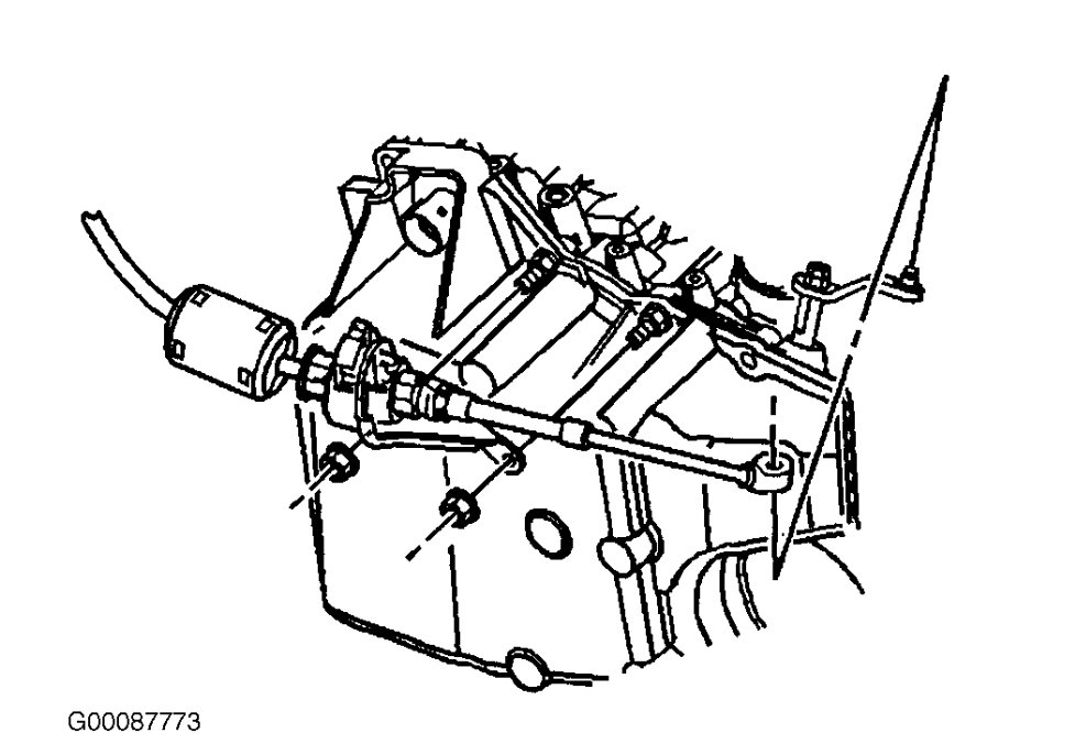 Pontiac Transmission Diagram