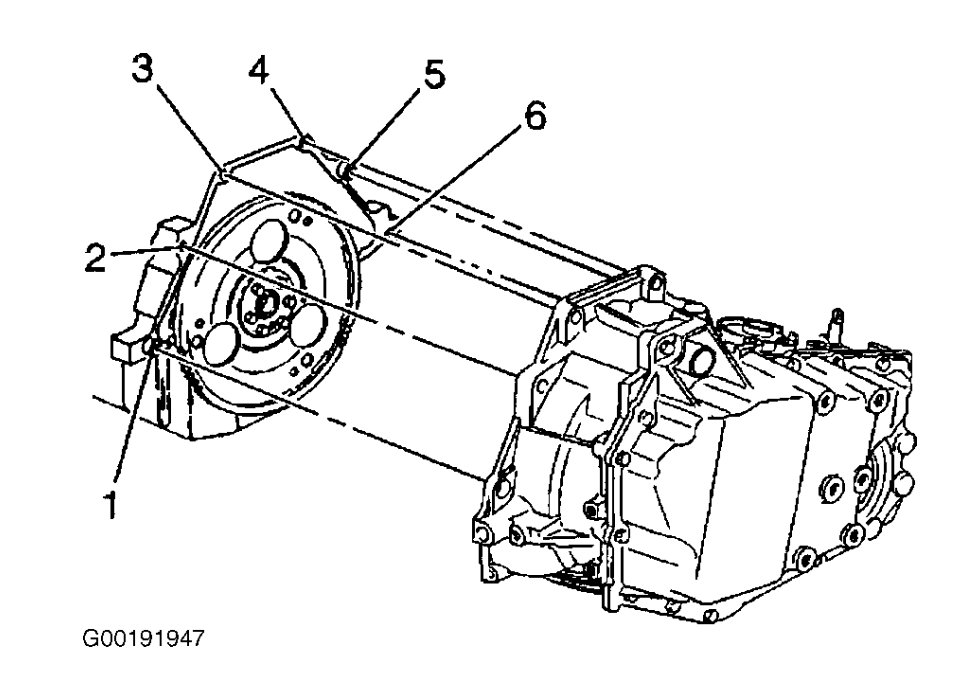 Buick Parts Diagram