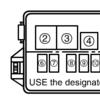2005 suzuki aerio fuse box diagram follow-up of cooling fan relay question: there are 2 ... 05 suzuki aerio fuse box