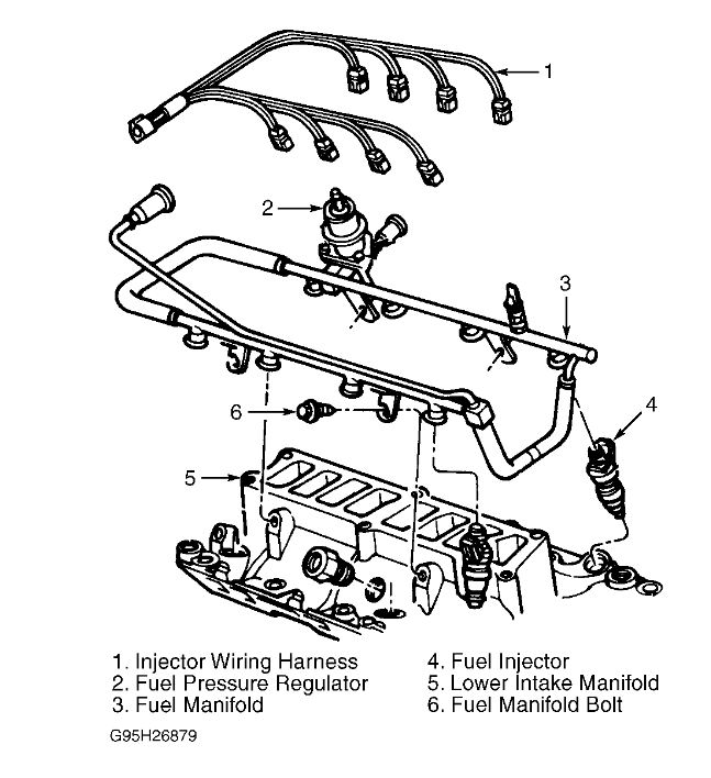 ford f150 4 2 v6 manual transmission is the firing order 1