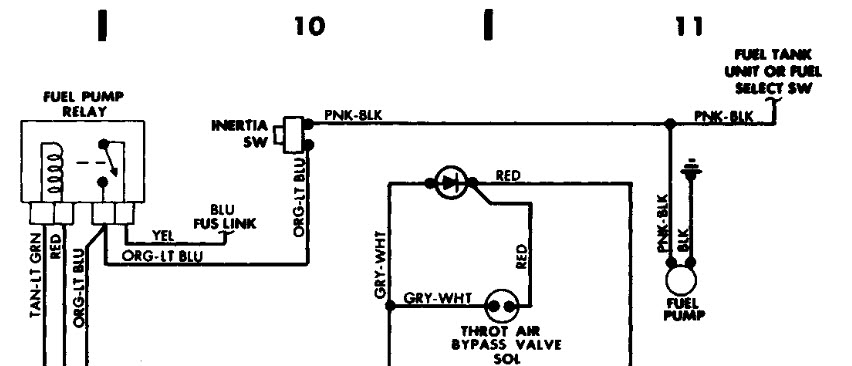 ford inertia switch wiring diagram   34 wiring diagram images