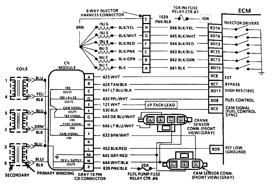 1987 Oldsmobile 98 Wiring Diagram