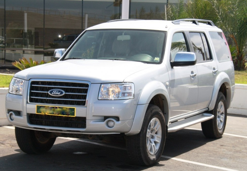 2009 Ford Everest Hard Starting!!!: the Car Starts Very Hard