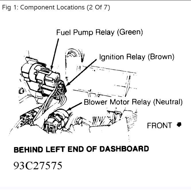 1992 Subaru Legacy Fuel Pump Relay I Am So Close To The Fuel Pump Rh 2carpros Com On Subaru ABS Diagram For Subaru Impreza Fuel Pump Wiring Diagram #27 At ...