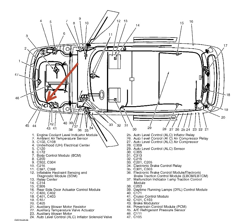 Wiring Diagram Pontiac Transport 97