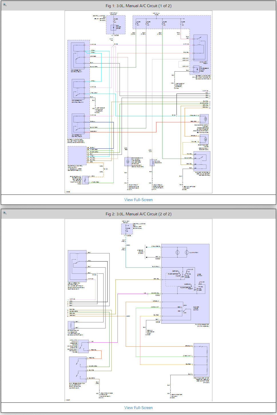 WRG-3124] A C Compressor Clutch Wiring Diagram on