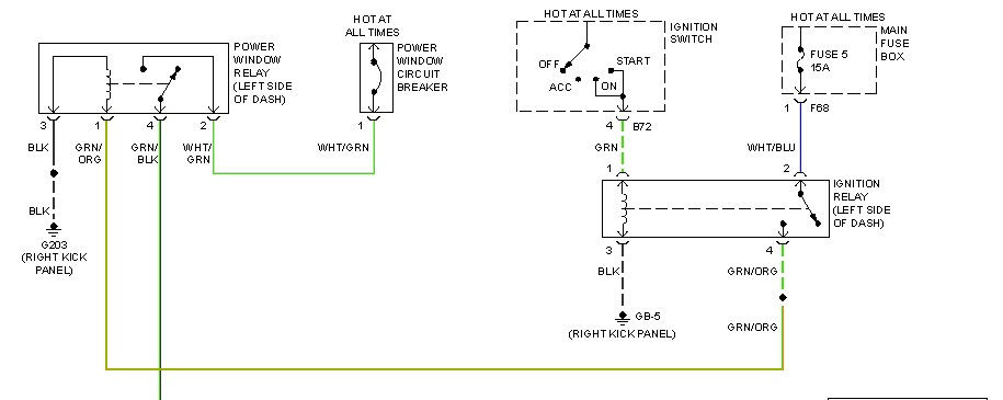 driver side power window wiring diagram the switch d1 whichSubaru Power Window Wiring Diagram #12