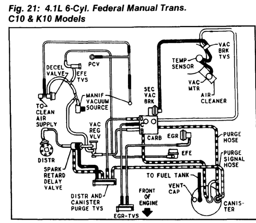 Gm Vacuum Diagrams Wiring Diagram