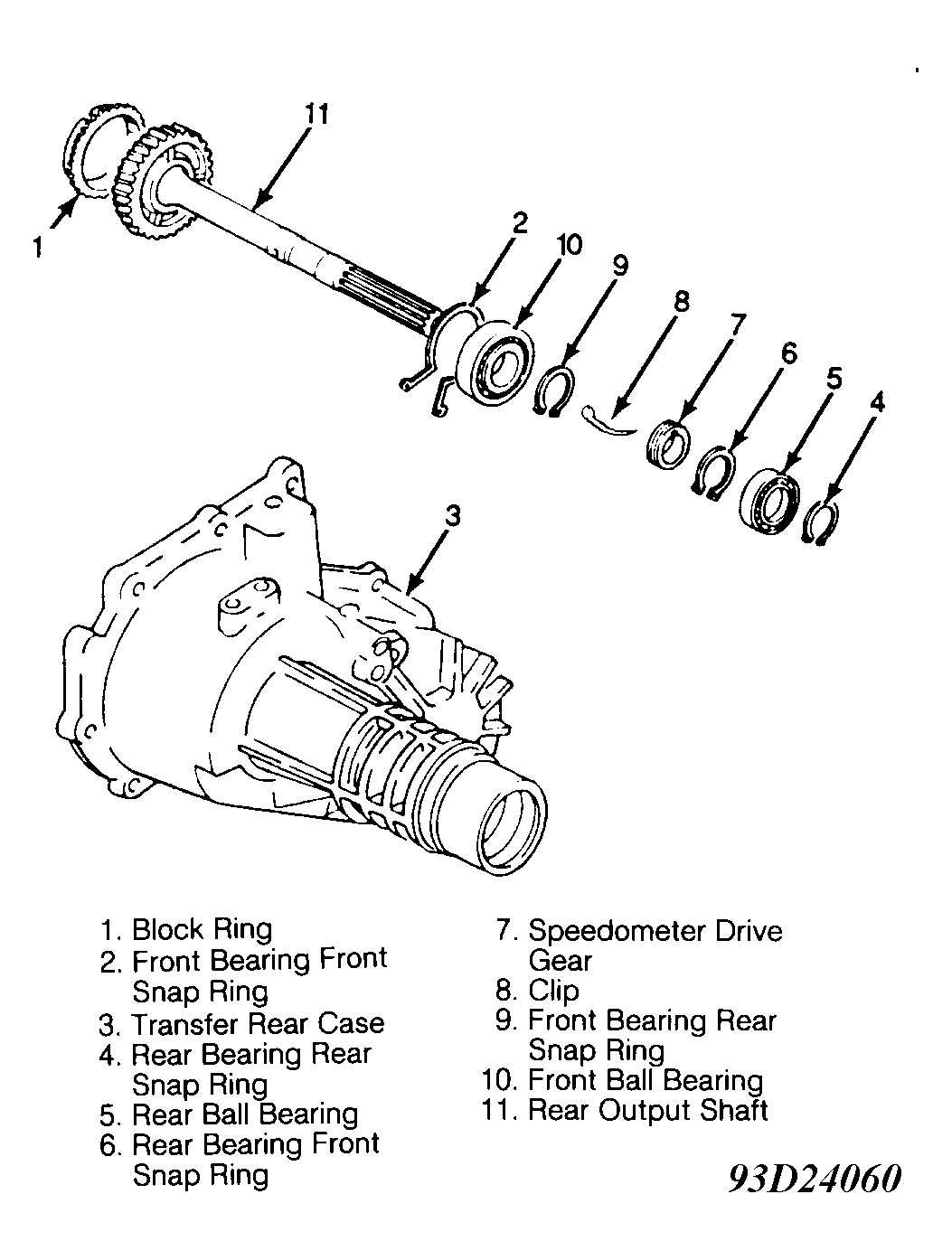 1993 Isuzu Rodeo Transfer Case Will Not Engage