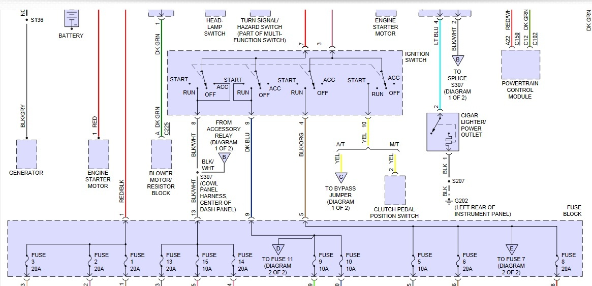 original 1997 jeep wrangler jeep won't start jeep won't turn over i 95 Jeep YJ Wiring Diagram at cos-gaming.co