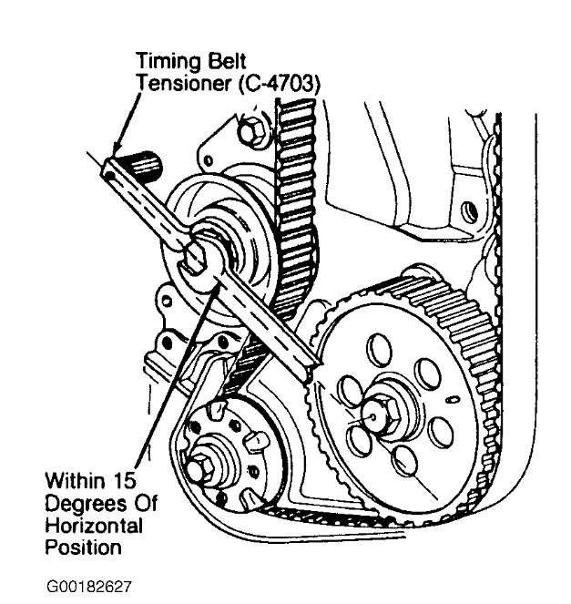 Plymouth Timing Belt