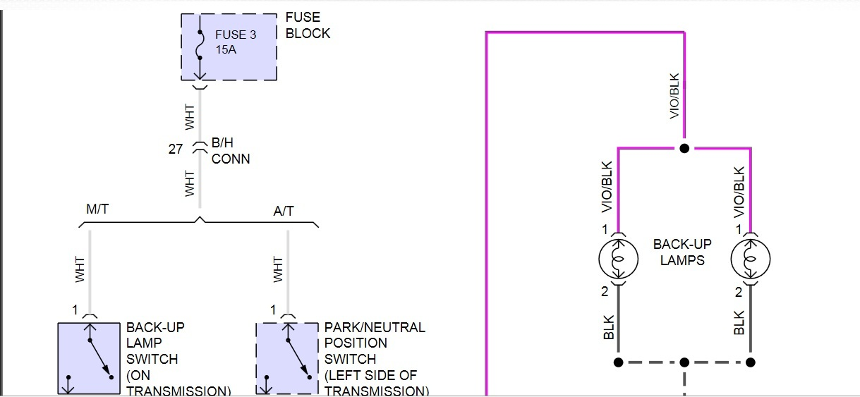 Lighting Wiring Diagram Dodge Dakotum