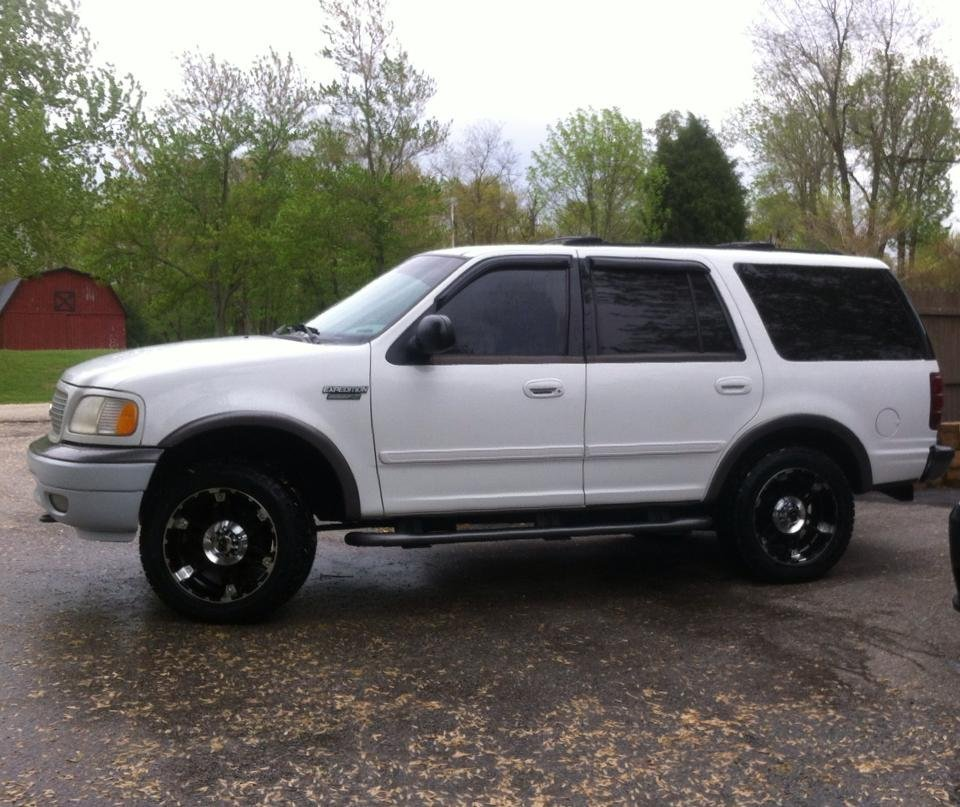1999 ford expedition overheating problems as stated i. Black Bedroom Furniture Sets. Home Design Ideas