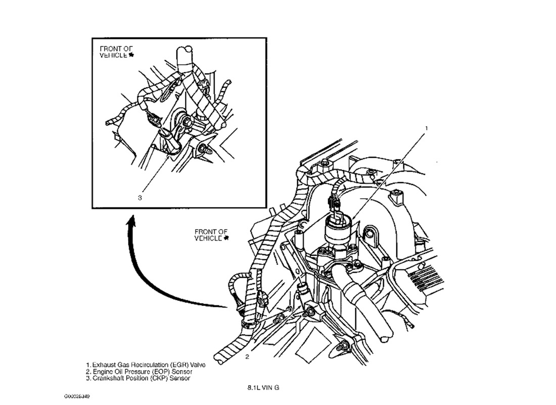 Fig 5 Crankshaft Position Ckp Sensor Wiring Diagram23l Engine