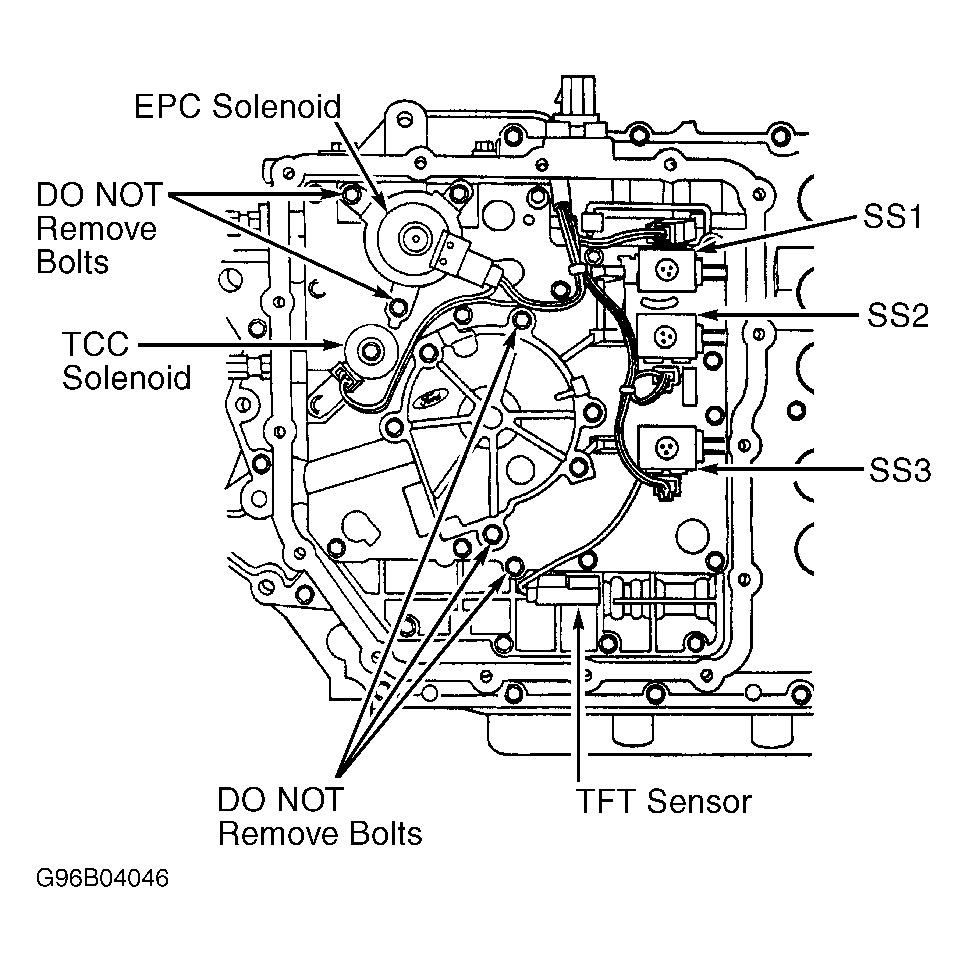 2000 Ford Taurus Wiring Harness Bulkhead - Wiring Diagram Database •
