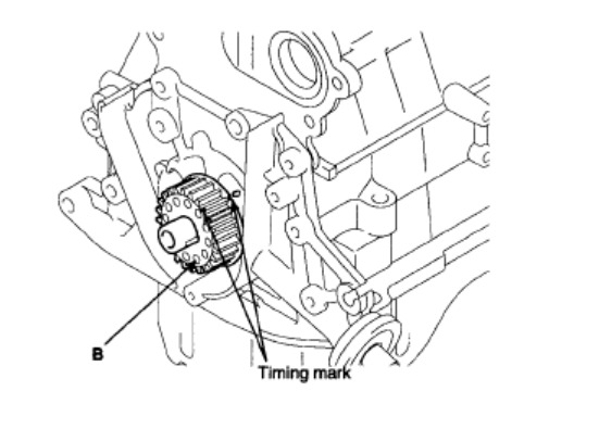 Timing Belt Replacement What Is The Correct Way To Align The
