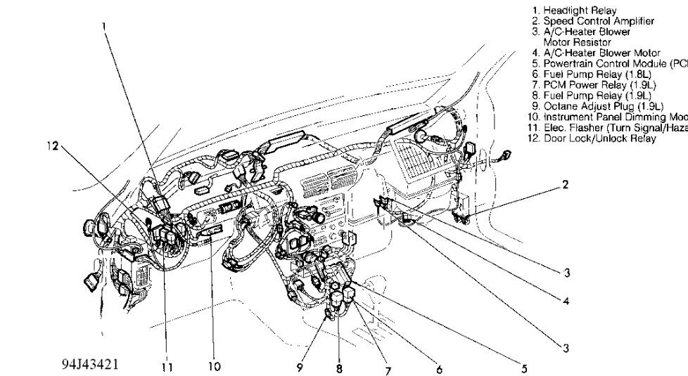 1995 Ford Escort Fuel Pump: 1999 Ford Escort Lx Fuel Pump Wiring Diagram At Jornalmilenio.com