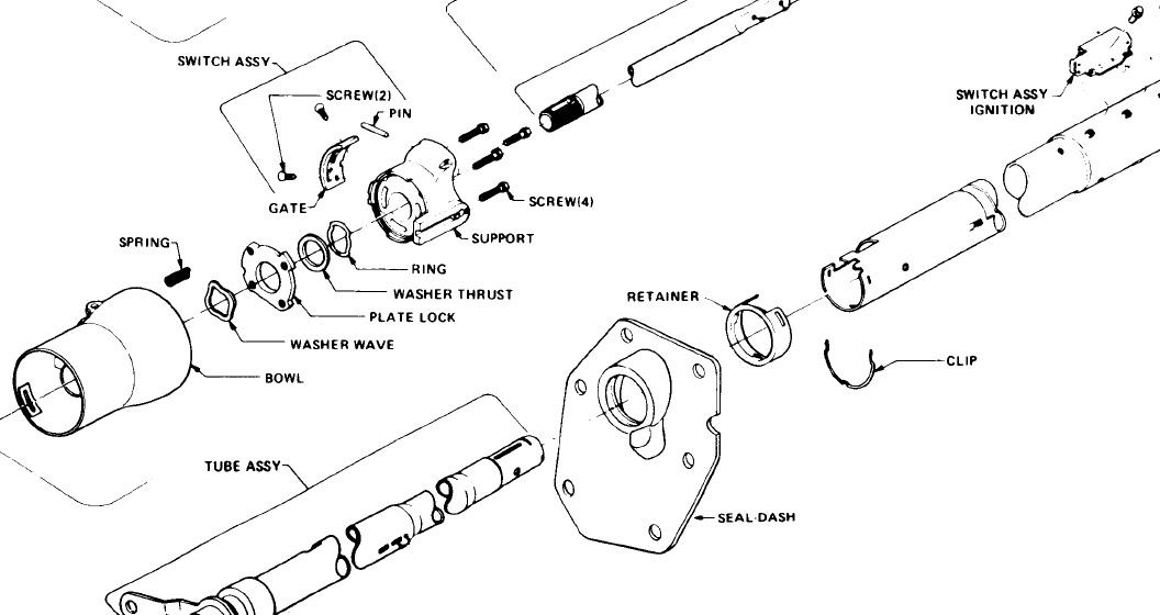 toyota 4runner steering column wiring diagram toyota