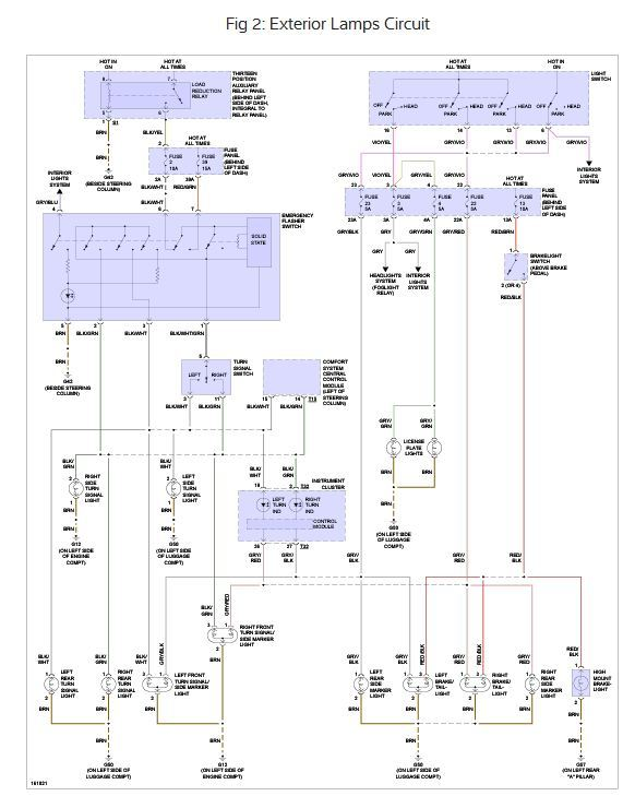 original 2002 volkswagen beetle electrical problems on driver side 2002 vw beetle wiring diagram at fashall.co