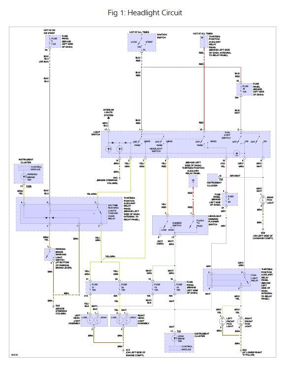 original 2002 volkswagen beetle electrical problems on driver side 2001 VW Beetle Engine Diagram at fashall.co