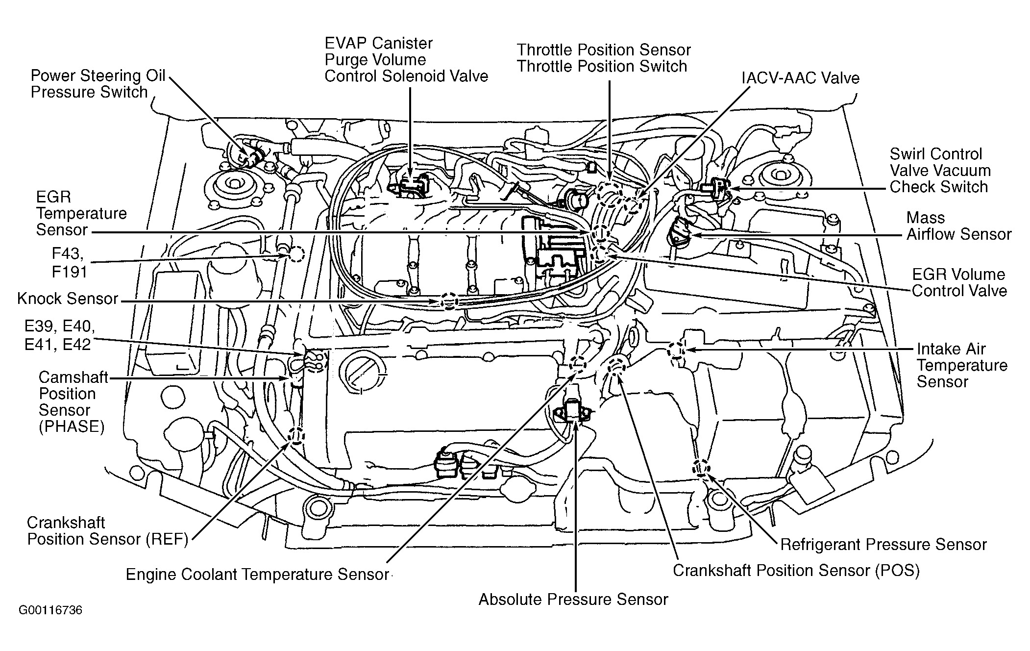 Dodge 2 7l Engine Diagram on 2004 Pacifica Belt Diagram