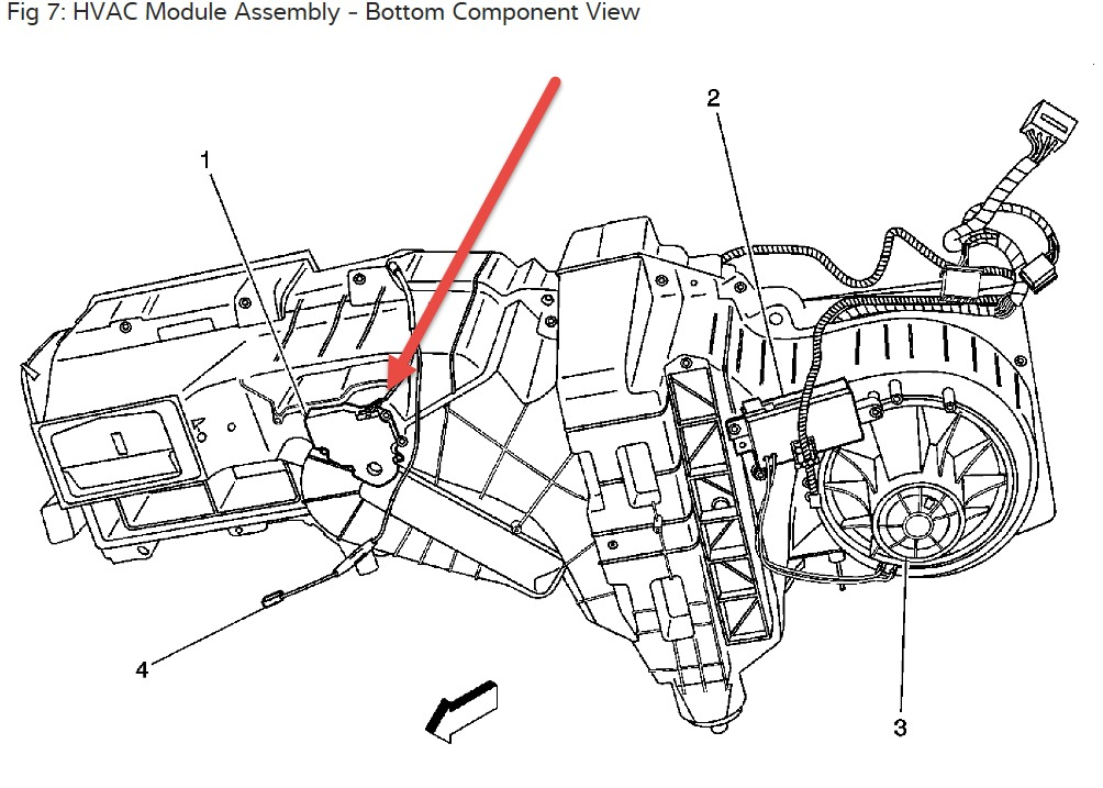 97 f150 blend door diagram html
