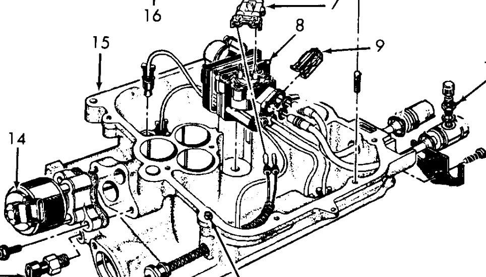 vortec fuel injection diagram
