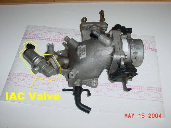 diagram ford f 150 idle air control valve location ford f 150 idle 2003 Ford 5.4L Engine Diagram