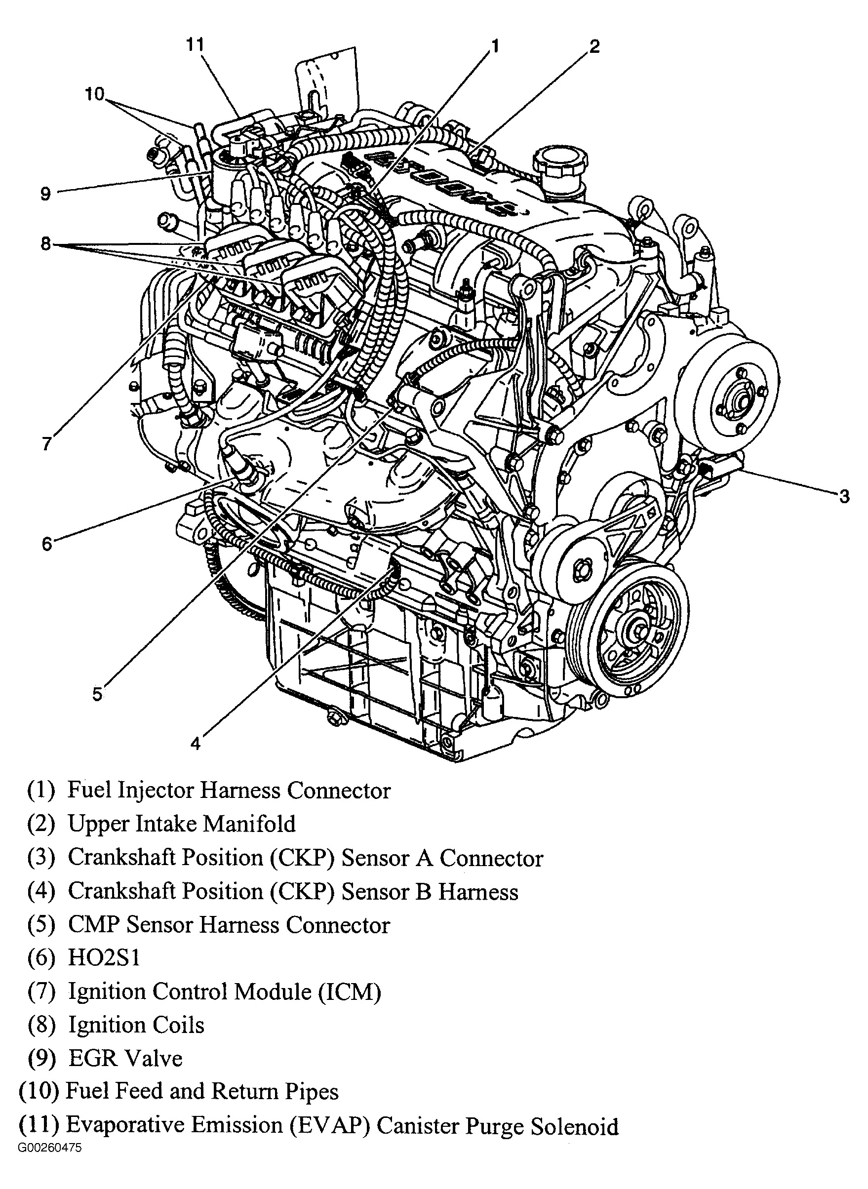 Original on 1996 Honda Passport Wiring Diagram