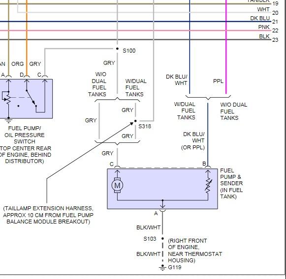 1997 Gmc Suburban Wire Schematic : 1997 gmc suburban fuel pump wiring issues i recently got ~ A.2002-acura-tl-radio.info Haus und Dekorationen