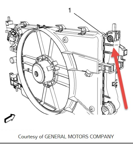 497647827547871831 in addition Engine Sensor Location furthermore RepairGuideContent as well 93 Honda Accord Thermostat Location furthermore Rav4 Front End Diagram. on cadillac coolant temp sensor location
