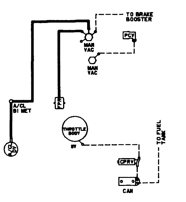 vacuum line problems?: when i turn the heater on,it is not pulling...  2carpros