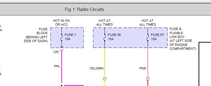 original 2002 infiniti i35 radio radio will not turn on fuses are good 2003 infiniti i35 fuse box diagram at honlapkeszites.co