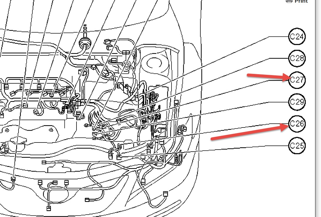 2007 Toyota Camry Engine Diagram Sensors - Wiring Diagram K4