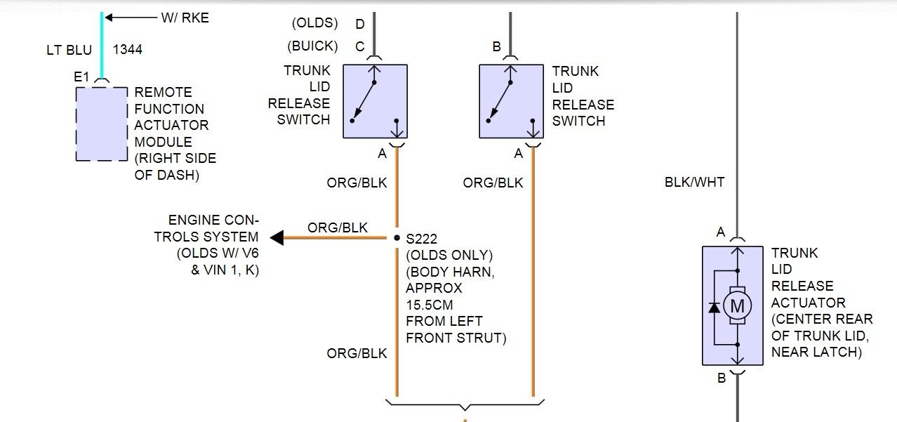 26 2002 Buick Lesabre Wiring Diagram