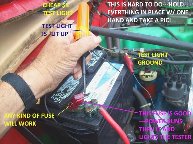 Tail Light Wiring  I Have A Little Issue With The Tail