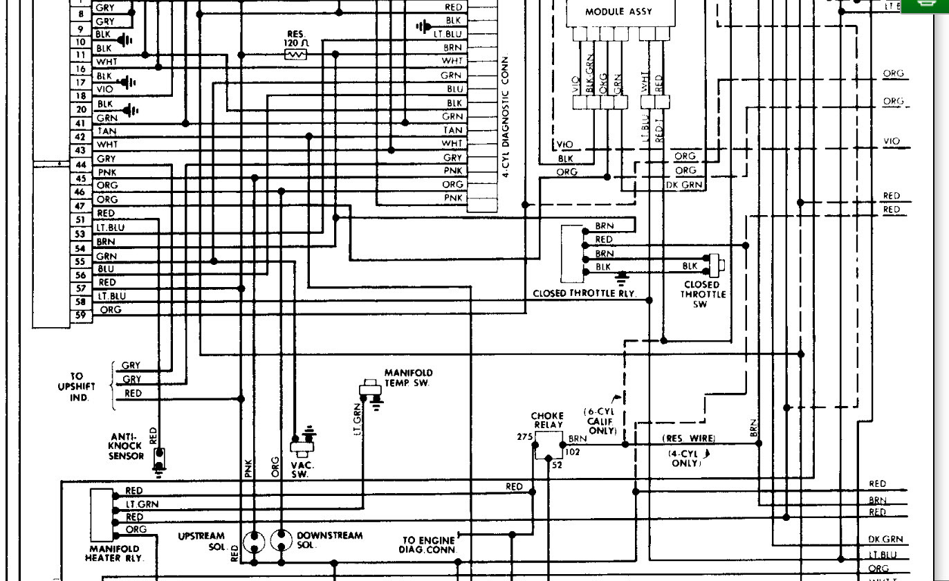 258 jeep engine wiring diagram wiring library jeep 258 engine 1985 jeep cj7 wiring hello, i recently purchased a project cj7 thumb