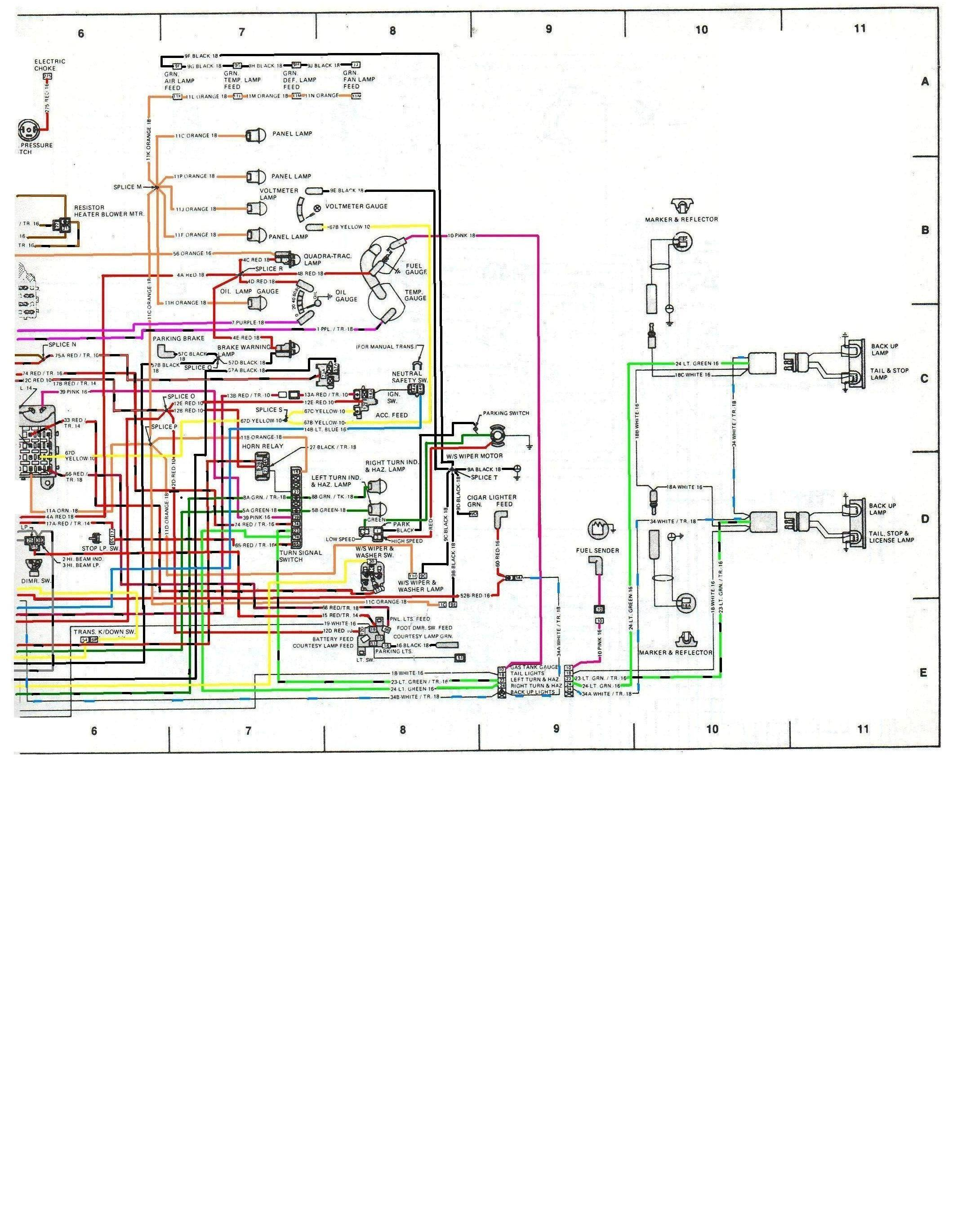 on k5 blazer wiring diagram choke