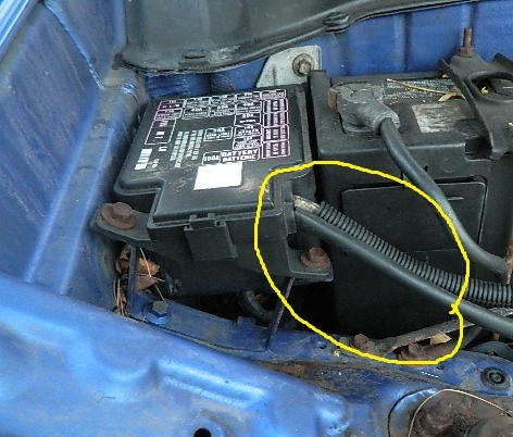 original 2000 honda crv fuse box cables picture number 1 is my \u201cunder fuse box 1999 chevy astro van at fashall.co