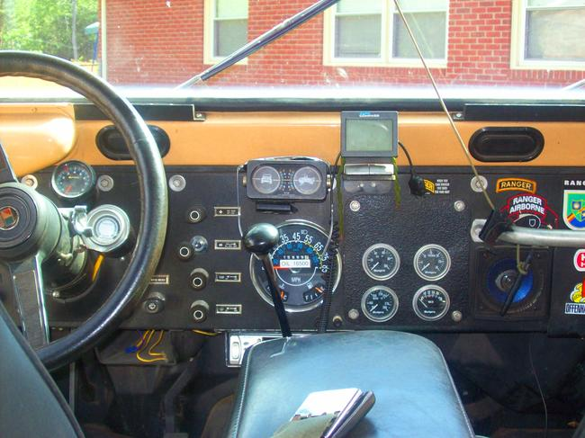 1985 Jeep CJ7 Electrical Issue: so Ive Been Working on My ...