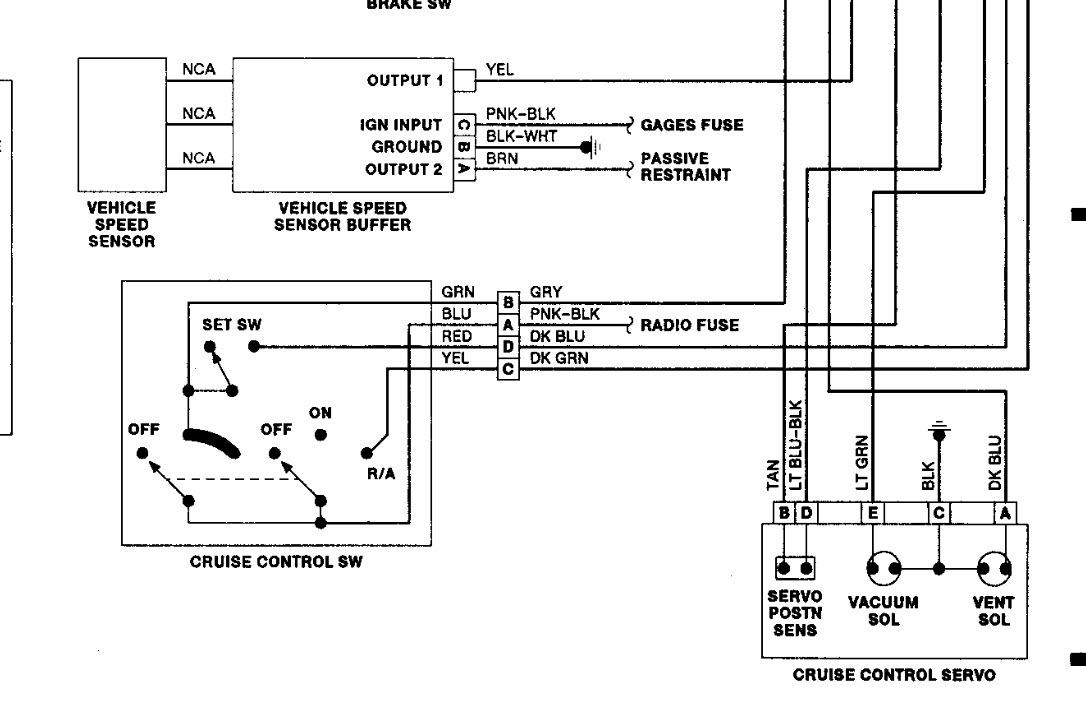 Chevy Caprice Wiring Diagram