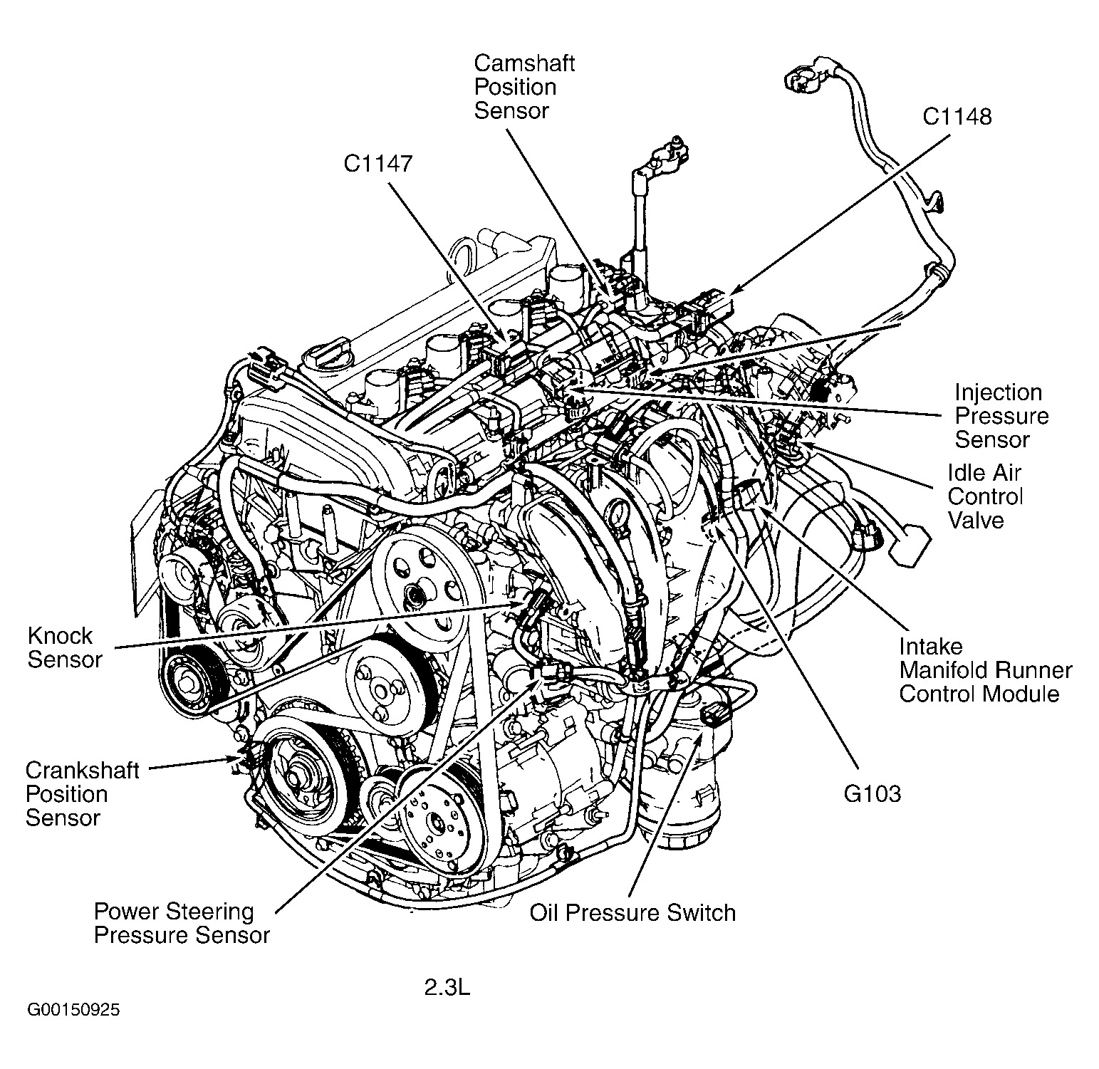zetec engine diagram wiring diagrams Verona Engine Diagram