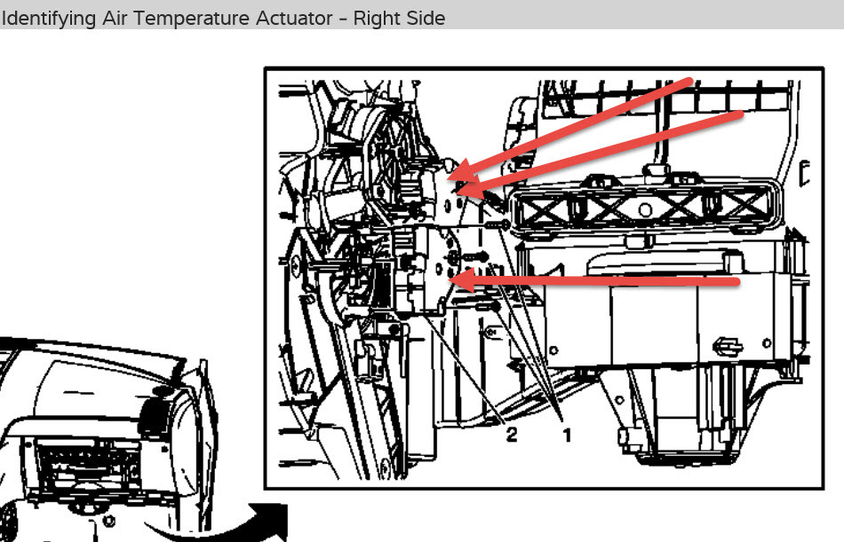 2010 gmc acadia heater my wifes acadia is having problems with thumb publicscrutiny Image collections