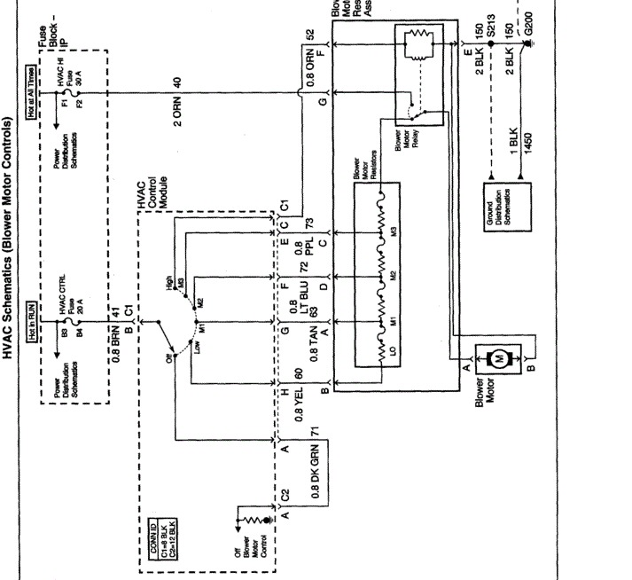 original 2002 bonneville ac blower diagram 100 images 2006 g6 wiring Multi Speed Blower Motor Wiring at soozxer.org