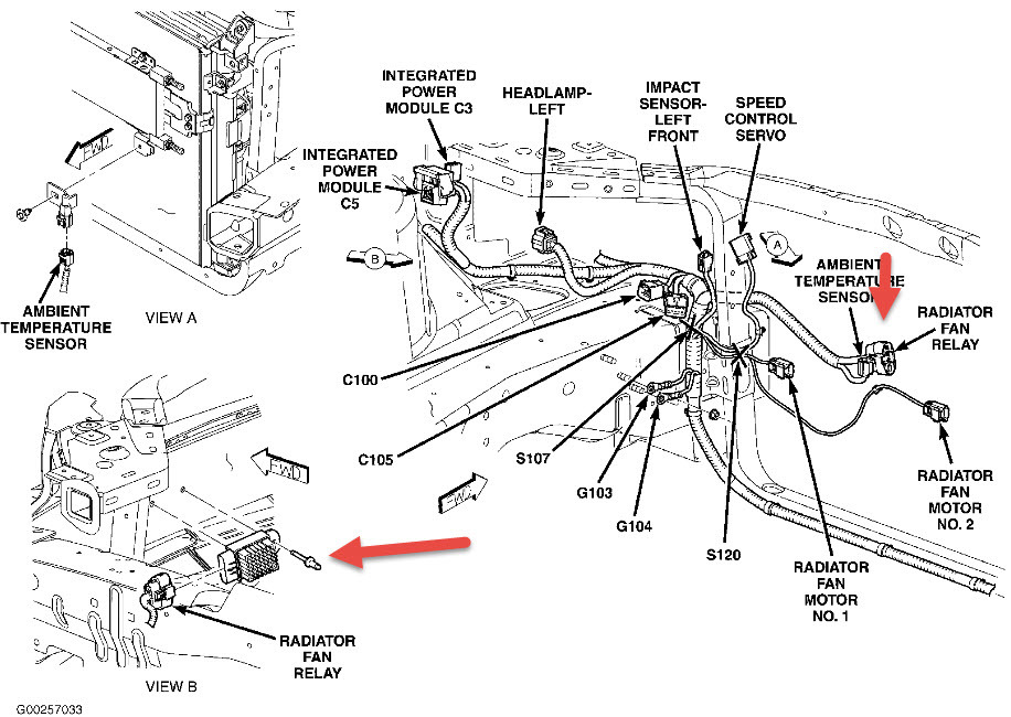 Original on 05 Chrysler Town And Country Fuse Box Diagram