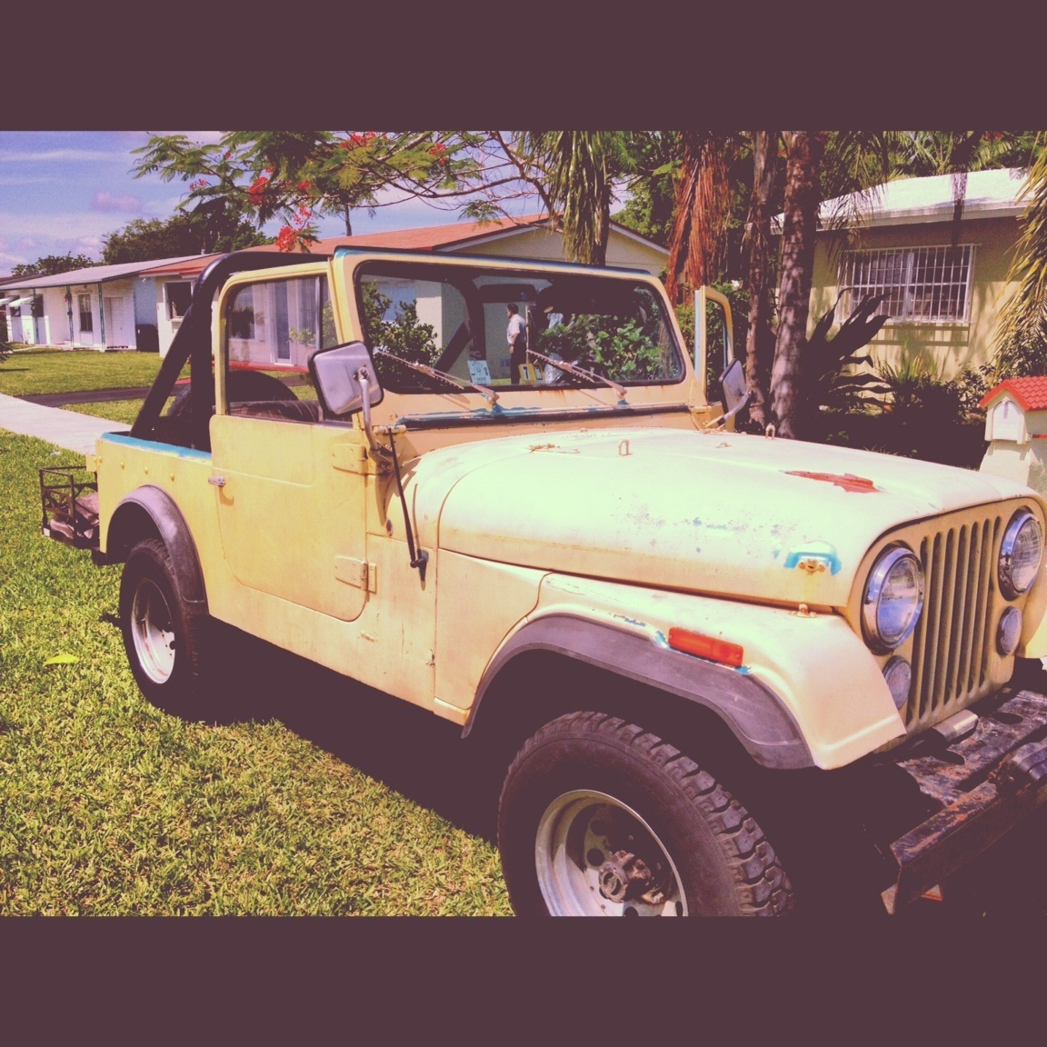 No Spark From Coil To Distributor Hi Im In The Last Stage Of A 1976 Jeep Cj7 I258 Engine Wiring Thumb